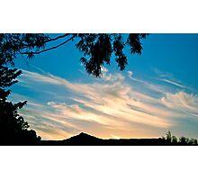 Cloud Delight  Photographic Print