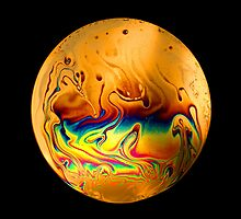 Soap Film #10 by Jane-in-Colour