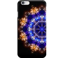 Diamond Blue Big iPhone Case/Skin