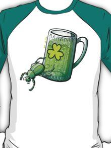 Saint Patrick's Day Beetle T-Shirt