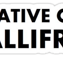 This Is Gallifrey Sticker