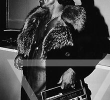 VNDERFIFTY KING OF PIMP ( JAMES BROWN ) by VNDERFIFTY