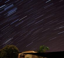 Mindarie Startrails by Shannon Narrier