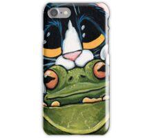 Ribbet! iPhone Case/Skin