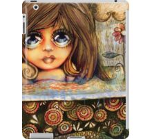 Spring Cleaning iPad Case/Skin