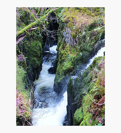 Aira Force Waterfall - Glenridding Photographic Print