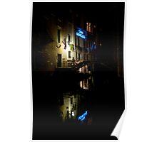 Venice by Night - Three Poster