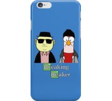 Breaking Beaker and Bunsen iPhone Case/Skin