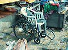 Beverly Hillbillies left their wheelchair... by shireengol