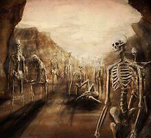 You See Bones by Adam Howie