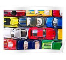 Traffic Jam Poster