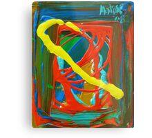 Colorful Paradox 2008 Metal Print