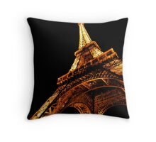 Paris 310 Throw Pillow