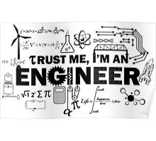 Engineer Humor Poster