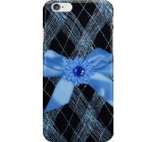 Bow & Rhinestone metillac look IPhone IPod case iPhone Case/Skin