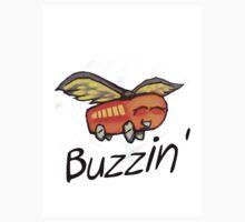 Buzzin' by Sarah Almond