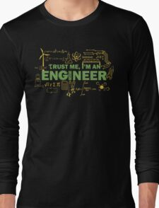 Science Engineer Humor Long Sleeve T-Shirt