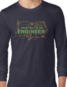 Science Engineer Humor Long Sleeve T-Shirt