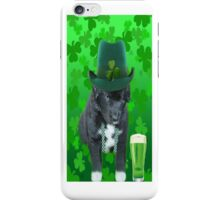 ❁ ♥¸.•*2 MANY DRINKS SEEING 2 MANY SHAMROCKS IPHONE CASE❁ ♥¸.•*  iPhone Case/Skin
