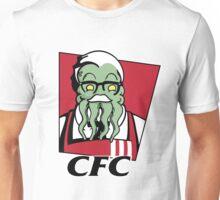 Cthulhu Fried Chicken Unisex T-Shirt