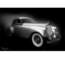 The Silver Arrow Photographic Print