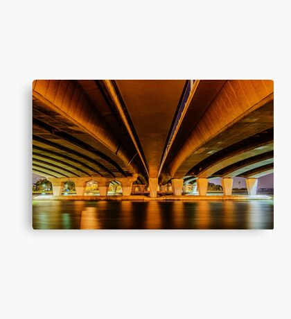 Under Narrows Bridge Canvas Print