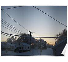 Feb. 19 2012 Snowstorm 97 Poster