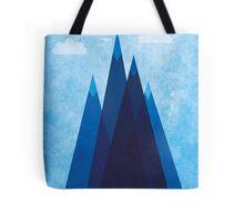 Mountain Road Tote Bag