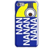 Nanana Face iPhone Case/Skin