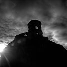 Mow Cop Castle #2 by Charles Howarth