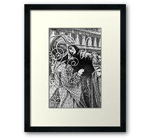 Carnival in Venice Framed Print