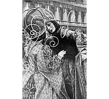 Carnival in Venice Photographic Print
