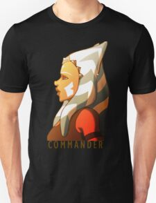 Commander Tano T-Shirt