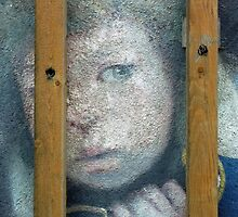 The Little Prisoner. Plymouth. England by David Dutton