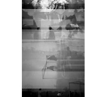 Life In A Northern Town: Salvaged Images 2 Photographic Print