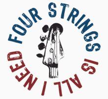 Four Strings by LukeN