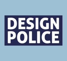 Design Police T-Shirt by destinysagent
