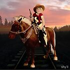 Little Cowgirl by Shyll