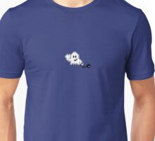 Hello Pixel Ghost ! Unisex T-Shirt