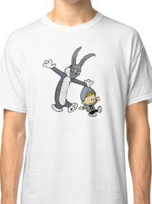 Donnie Darko / Calvin & Hobbes Mash-up Classic T-Shirt
