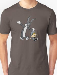 Donnie Darko / Calvin & Hobbes Mash-up T-Shirt