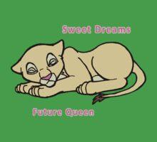 Sweet Dreams Nala Baby Tee