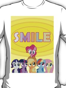Smile! - Pinkie Pie T-Shirt