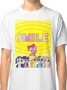 Smile! - Pinkie Pie Classic T-Shirt