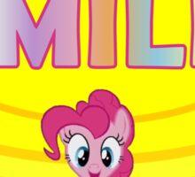 Smile! - Pinkie Pie Sticker