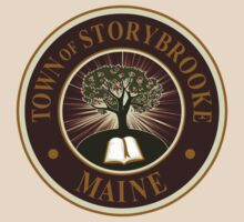 Storybrooke, Maine by waywardtees