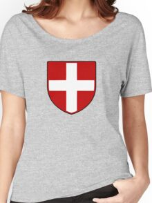 danmark suisse savoie Women's Relaxed Fit T-Shirt