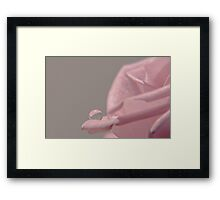 Open Up My World Framed Print