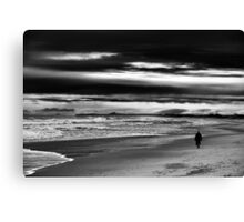 Papamoa Dawn Canvas Print