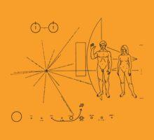 Pioneer Message - Light by destinysagent